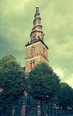 Church of Our Saviour in Copenhagen