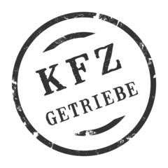 sk389 - KFZ-Stempel - Kfz Getriebe kfz150 g2877