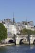 Iles Saint Louis paris Berges de la Seine © Heddie Bennour