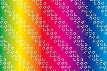 背景素材壁紙,縞模様,しま,縞,縞々,ストライプ,星,星屑,スター,七色,虹色,虹,レインボー,カラフル,ラッピング,包装紙,