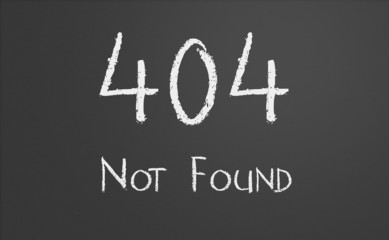 HTTP Status code 404 Not Found