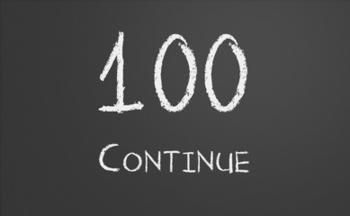 HTTP Status code 100 Continue