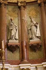 Estatuas Iglesia