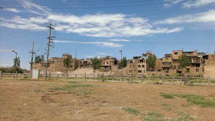Vieille ville de Kachgar