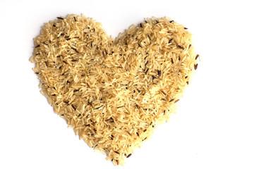 Gaba Rice Background, Germinated brown rice, medicinal propertie