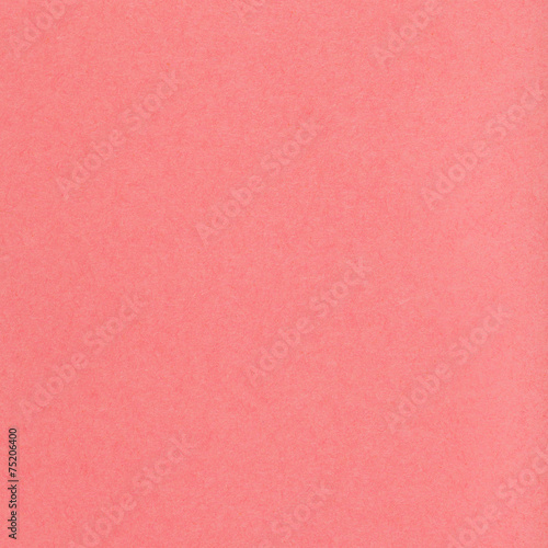 Leinwanddruck Bild square background from coral colored pastel pape