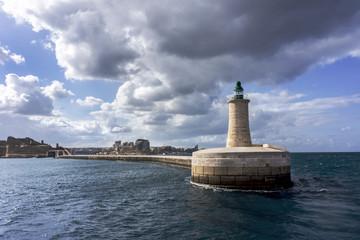 Hafeneinfahrt La Valletta