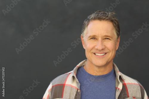 Attractive senior male - 75207612