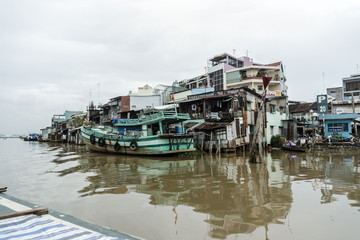 Leben am Mekong