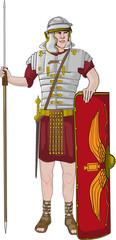 Roman Legionnaire Vector