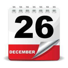 26 DECEMBER ICON