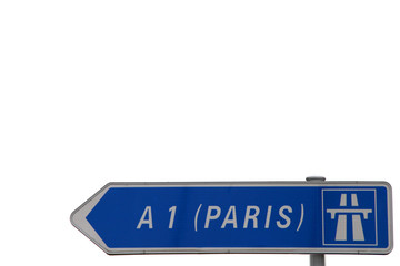 The highway to Paris