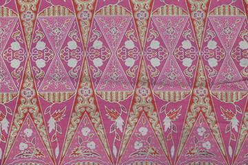 Thailand beautiful fashion fabric