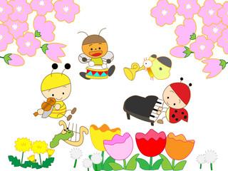 春のオーケストラ