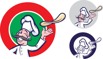jolly pizza chef
