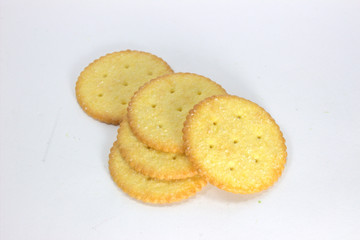 Cookies isolated
