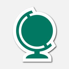 Logo planisphère.