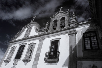 Old conventual church