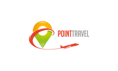 Point Travel Logo