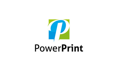 Power Print Logo