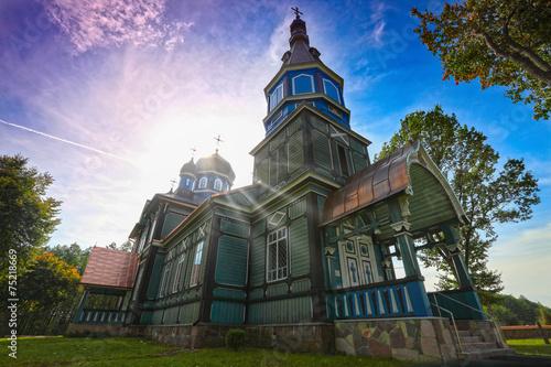Zdjęcia na płótnie, fototapety, obrazy : cerkiew prawosławna