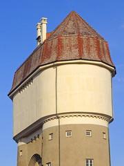 Wasserturm in DUISBURG_RHEINHAUSEN-FRIEMERSHEIM