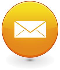 Mail envelop icon