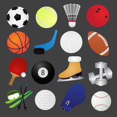 Sport Icons Collection
