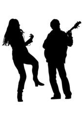 Bass and women