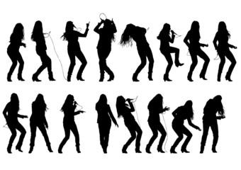 Singer rock women