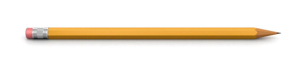 Pencil (clipping path included)