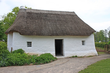 Ancient Welsh Cottage