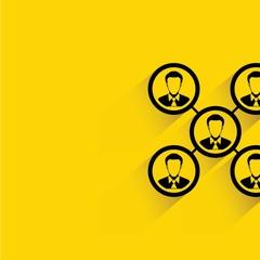 human management, people center concept