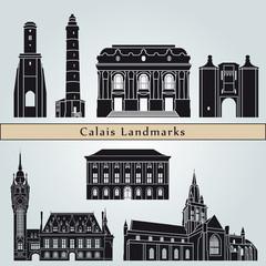 Calais landmarks and monuments