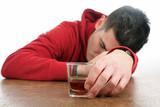 Zu viel Alkohol
