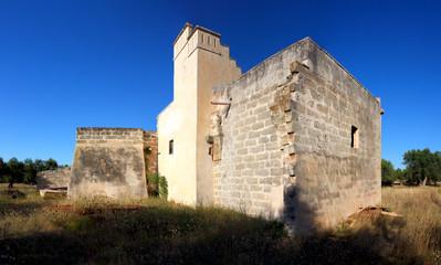 Masseria, costruzione tipica pugliese
