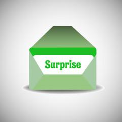 Surprise letter