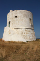 Torre Punta Pizzo (Salento, Puglia, Italia)