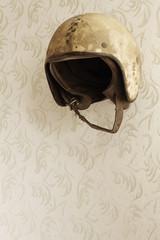 motorcycle helmets old