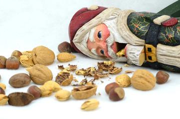 Sick Santa Nutcracker