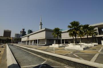 The National Mosque of Malaysia a.k.a Masjid Negara