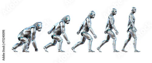 The Evolution of Technology - 75240098