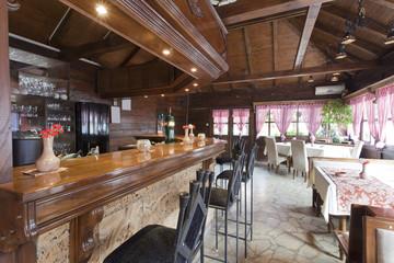 interior ethnic restaurants
