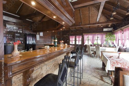 interior ethnic restaurants - 75240228