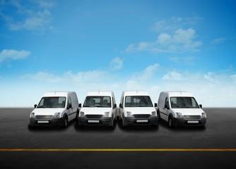 Delivery Van Fleet