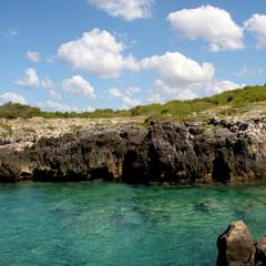 Area Protetta Porto Selvaggio (Puglia, Italia)