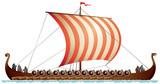 Viking ship, Longship, Drakkar