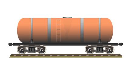 Tank wagon