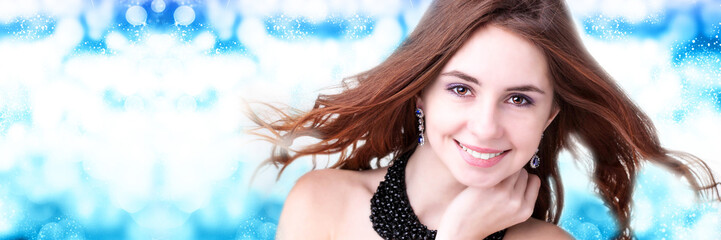 Beautiful Magic Woman