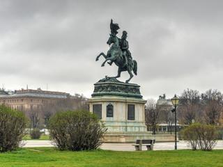 Archduke Charles of Austria, Hofburg Imperial Palace, Vienna